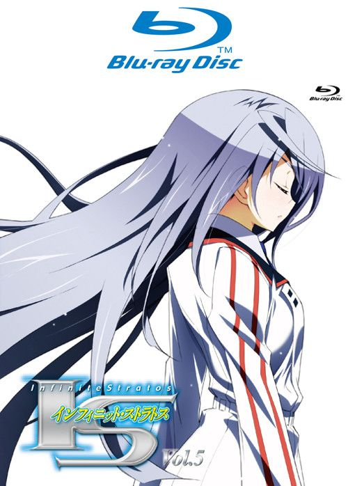 IS (Infinite Stratos) VOL.5 Blu-ray Disc