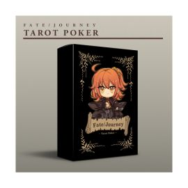 (響代購)(預約)同人 Fate/Grand Order  FGO Kirin(Kirin Club) FATE/JOURNEY TAROT POKER 撲克牌 040030595621