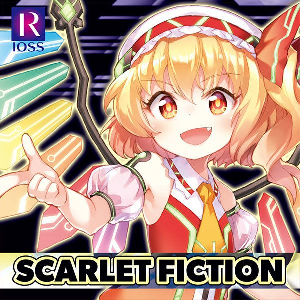 (響代購)(預約)(C94)同人音樂 東方Project Project RIOSS SCARLET FICTION m390166