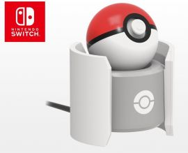 精靈寶可夢 精靈球充電座 保護殼 收納包 電玩