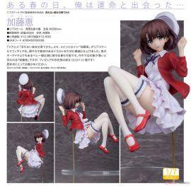 預約3月 代理版 GSC 不起眼女主角培育法 加藤惠  0106