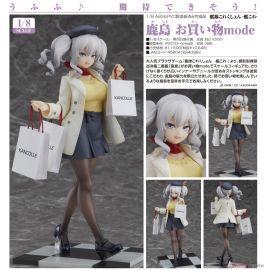 預約商品 20年2月代理版 GSC 艦隊收藏 艦娘 鹿島 購物mode 1/8 完成品 0217