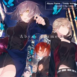 [Mu's C95 同人遊戲代購] [spikin/遊女/ホトソウカ (Trinity Note)] Abyss Flame 【缶バッジ付き限定版】 (Limited Hi-Res Edition) (Fate、FGO)