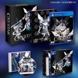 4/18發售預定附特典 PS4-CRYSTAR 慟哭之星 鐵盒限定版(亞中文版)亞版中文版