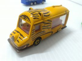 絕版 多美卡 TOMICA NO.26  LION BUS 合金車 模型車 玩具車(03