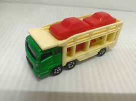 絕版 多美卡 TOMICA NO.7.14 SUPER GREAT TRUCK 載運車 合金車 模型車 玩具車(03