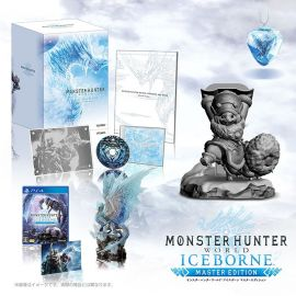 (四葉亭)預約9月(E-CAPCOME限定)PS4 魔物獵人 世界 Iceborne MASTER
