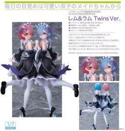 雙翼社 Re:從零開始的異世界生 雷姆&拉姆 Twins Ver 0901