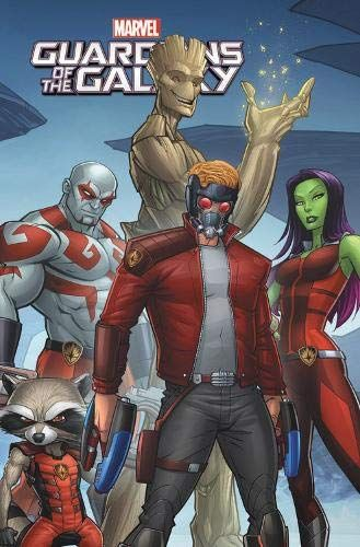 【布魯樂】《代訂中》[美版書籍] Marvel Universe Guardians of the Galaxy Vol. 6 [Paperback] (9781302905118)