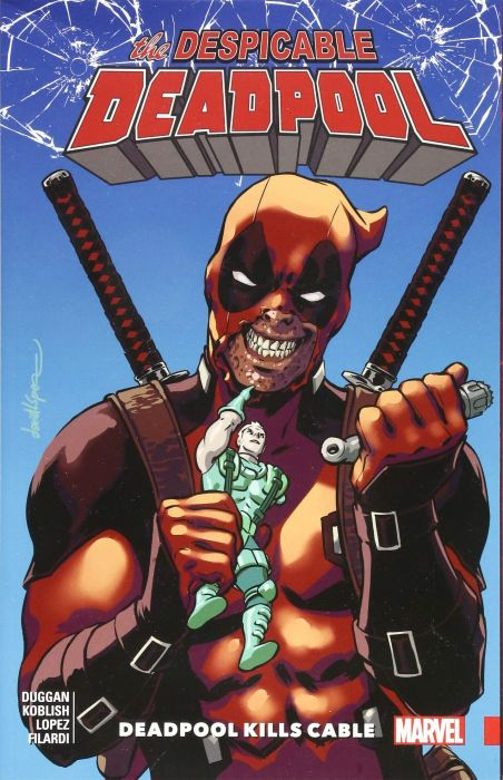 【布魯樂】《代訂中》[美版書籍] Despicable Deadpool Vol. 1: Deadpool Kills Cable [Paperback] (9781302909949)