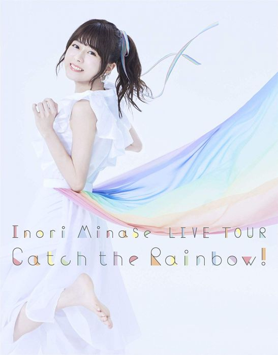 【月光魚 電玩部】代購 特典自選 BD 水瀨祈 Inori Minase LIVE TOUR Catch the Rainbow!