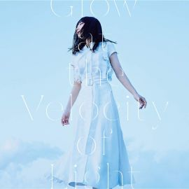 《NMBOOKS》日文CD 彼方的阿斯特拉 ED「Glow at the Velocity of Light 」安月名莉子