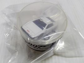 全新 日本 Suntory 007 James Bond Lotus Espirit Turbo 迴力車 模型車(03