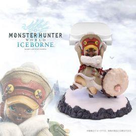 ☆電玩遊戲王☆新品現貨 PS4 魔物獵人 世界 Iceborne 隨行艾路手把支架