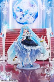 【FN】預約 3月 日版 GSC 雪初音 Snow Princess Ver. 1/7 PVC 完成品