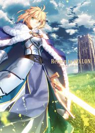 【ACG網路書店】(代訂)9784041084700 Return to AVALON -武內崇Fate ART WORKS-
