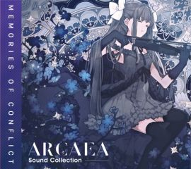蚤成漫 diverse.direct通販商品預購 Arcaea Sound Collection - Memories of Conflict