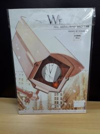 【yaoi會社 寄賣】二手/POI/RF/夜襲《We are being watched》同人誌#515