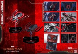 漫玩具 全新 HOT TOYS 1/1 LMS011 SpiderMan 蜘蛛人 離家日 Spider Drone 無人機追蹤器