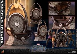 漫玩具 全新 HOT TOYS 1/6 ACS005 Black Panther Wakanda Throne 黑豹 瓦甘達王座