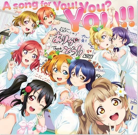 【月光魚 電玩部】代購 CD+DVD LoveLive! μ's A song for You! You? You!!
