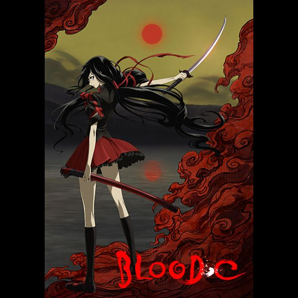 【FN】預約 3月 日版【Aniplex+限定】BLOOD-C Blu-ray Disc BOX