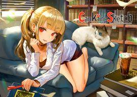 《Canking Sketch》中文同人誌 _ illustrated by 空罐王 CanKing