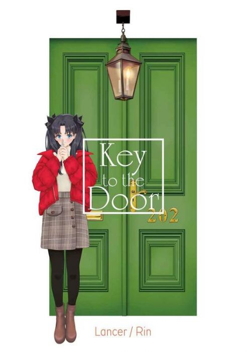 日版同人本代購 Fate/FGO『Key to the Door』040030817559