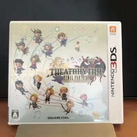3DS Final Fantasy 節奏劇場 Theatrhythm Final Fantasy 日版 [二手]