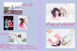 [Mu's 同人COS代購] [木苺たると(pink berry)] A day of schoolidol!