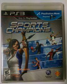 全新 美國英文版 PS3 Move Sports Champions 需要 Playstation Eye 攝像機