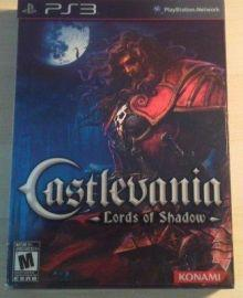 [美版英文 限定版 二手] PS3 惡魔城 闇影主宰 Castlevania: Lords of Shadow