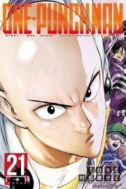 ONE-PUNCH MAN 一拳超人 21+書套//村田雄介//東立漫畫//Avi書店【全新書】