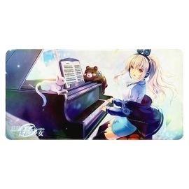高捷少女NANA鋼琴超大滑鼠墊