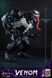 漫玩具 全新 Hot Toys AMC031 Marvel Comics 80周年 猛毒 Venom Artist Mix Figure Designed by INSTINCTOY