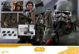 漫玩具 全新 Hot Toys MMS493 星際大戰外傳 韓索羅 泥地風暴兵裝 Star Wars Solo: A Star Wars Story Han Solo (Mudtrooper Version)