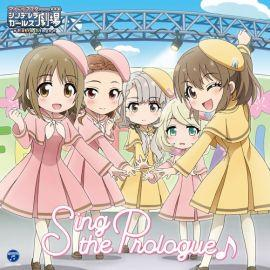 《NMBOOKS》日文CD 偶像大師 THE IDOLM@STER CINDERELLA GIRLS LITTLE STARS EXTRA! Sing the Prologue♪