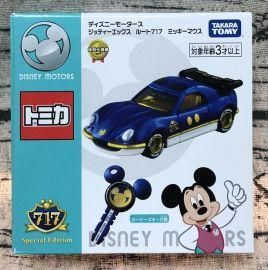 《GTS》TOMICA 多美迪士尼 日版 Jetty X-Route 717 Mickey Mouse w/ Tracking NEW 161356