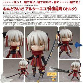 【炭大吉】代理版 [免訂金] GSC 黏土人 Fate FGO Alter Ego 沖田總司 魔神沖田 預購21年4月底10/24