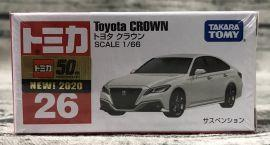 《GTS》TOMICA 多美小車 NO26 豐田 TOYOTA CROWN 143413
