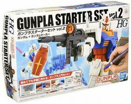 【上士】BANDAI 鋼彈 1/144 GUNPLA STARTER SET vol.2 5057407