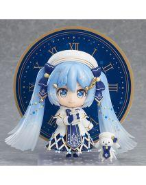 【怨念事務所】預約商品 7月(免訂金) GSC限定 黏土人 雪初音 雪未來 Glowing Snow Ver 0307