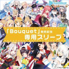 hololive 專輯「Bouquet」專用CD套 23款分售