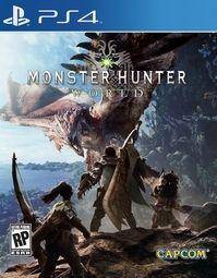 現貨 特典附 PS4-魔物獵人:世界(亞中文版)亞版中文版-透過免費線上更新為中文