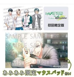 訂金五百 amiami限定特典版代購 DYNAMIC CHORD feat.apple-polisher V edition 4560269479468
