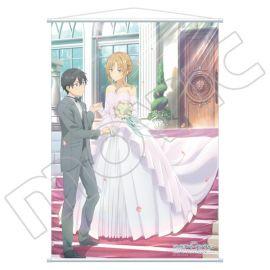 預約商品 6月 日空版 MOVIC 刀劍神域 SAO 桐人 亞絲娜 婚禮 各式周邊