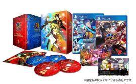 9/20發售預定 PS4-女神異聞錄 群星三重包 星夜熱舞+月夜熱舞+通宵熱舞(亞中文版)