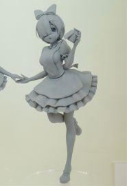 預約商品 11月日空版 FuRyu 景品 Re:從零開始的異世界生活 雷姆 愛麗絲夢遊仙境