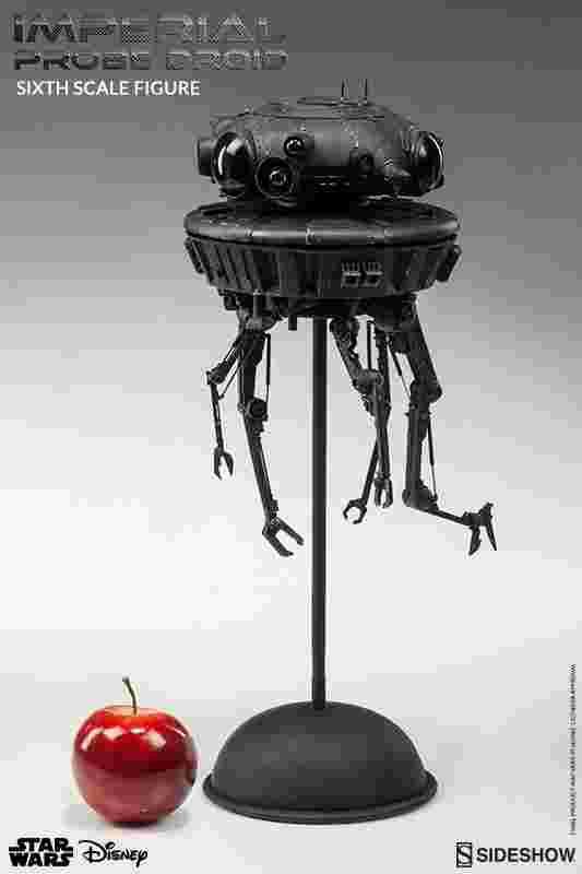 漫玩具 全新 Sideshow 星際大戰 star wars Imperial Probe Droid