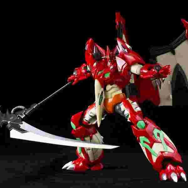 日版 千值練 METAMOR-FORCE 超合金 完全變形 龍蓋特 1號機 Dino Getter 1 真 恐龍
